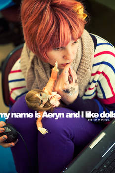 Mine is dolls