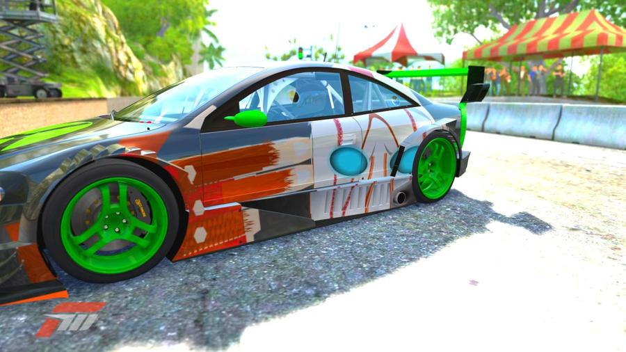 Car paint job design by bulgarian ape on deviantart for Automotive exterior design jobs