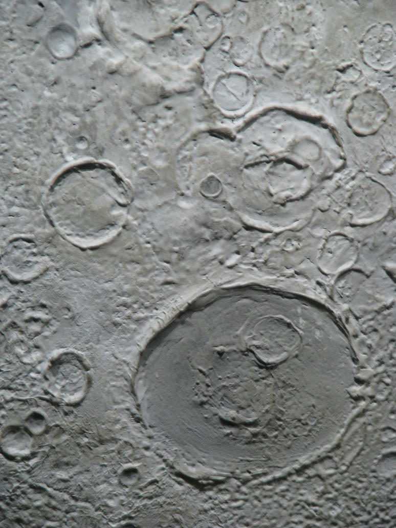 00261 - Fake Lunar Surface by emstock