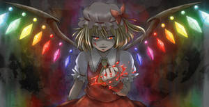 Flandre Scarlet by mitty39