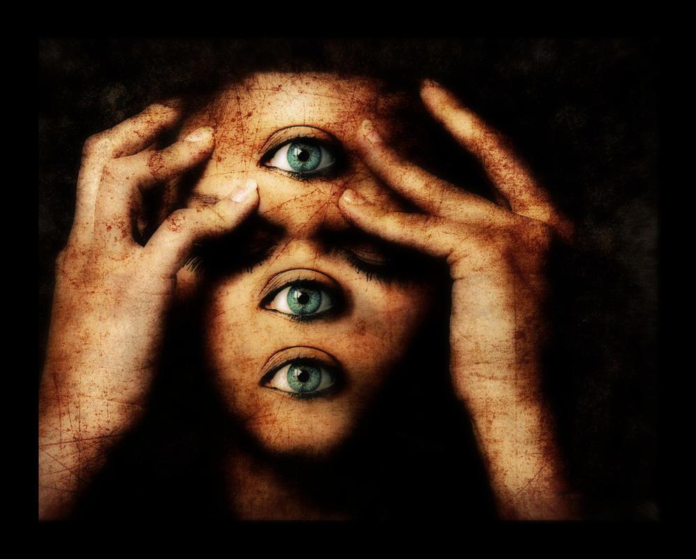 The Mind has a Thousand Eyes by CorporalPhantom