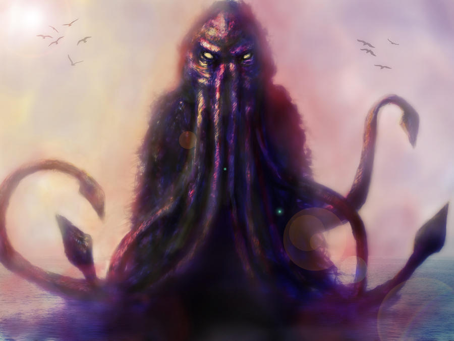 Ode to Lovecraft