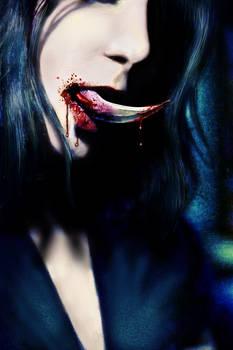 My Sharp Tongue Will Cut You