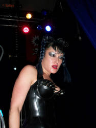 KMFDM @ Divan du Monde 15 by MissSkold
