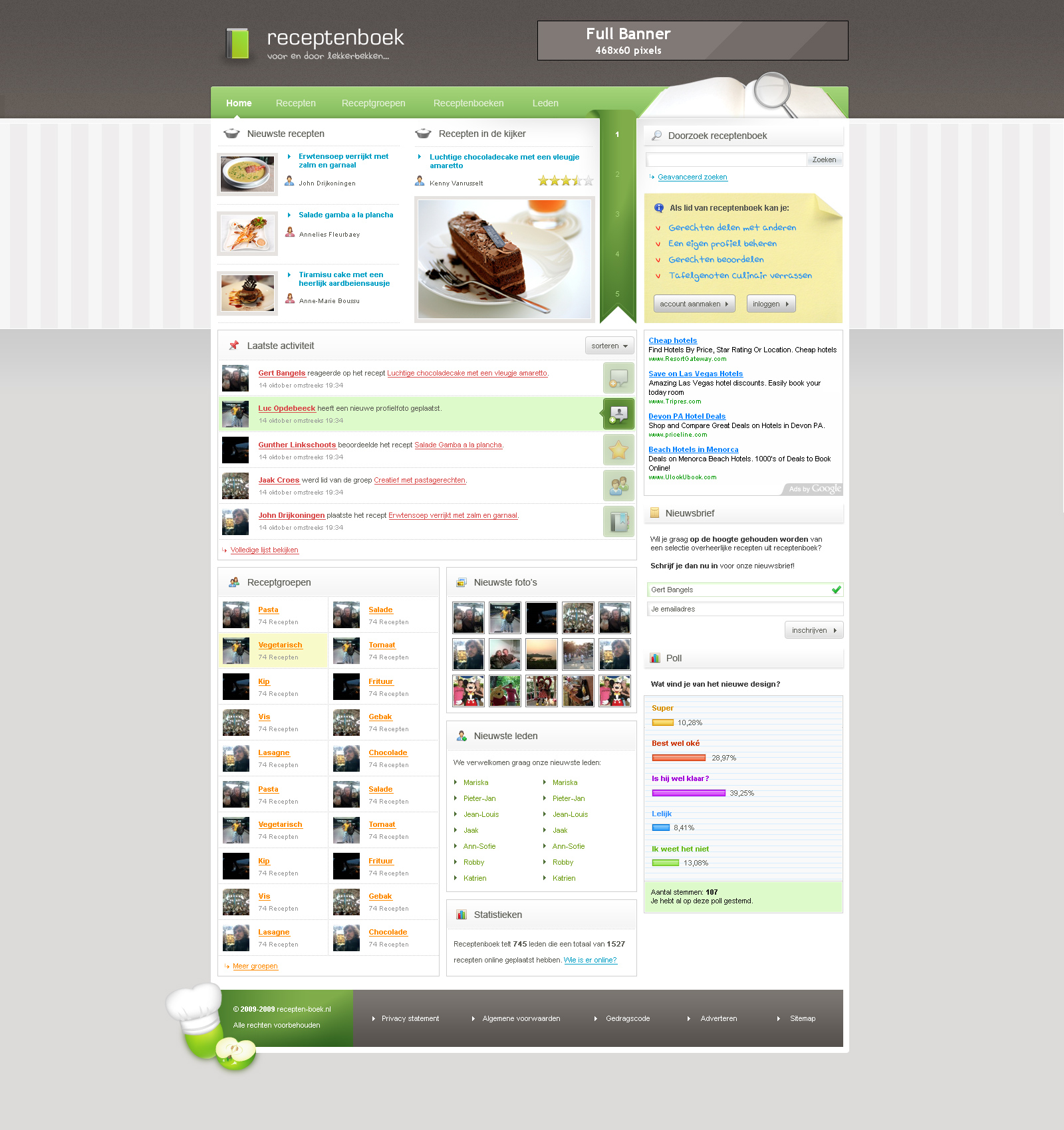 receptenboek by CyXo