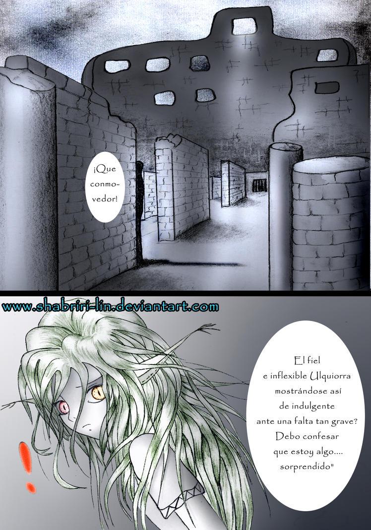 Ulquiorra Returns Comic p34  The shadow by Shabriri-Lin