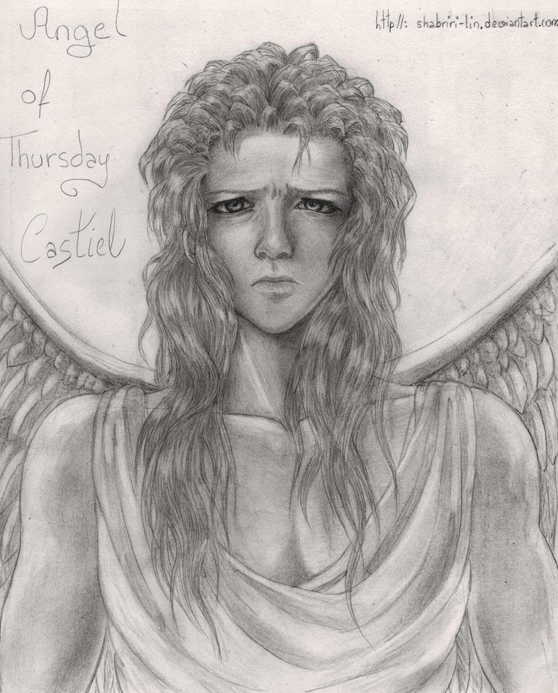 Angel Castiel's True Form by Shabriri-Lin on DeviantArt