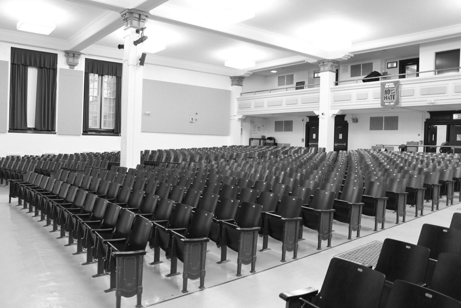 High School Auditorium By Brimu On Deviantart