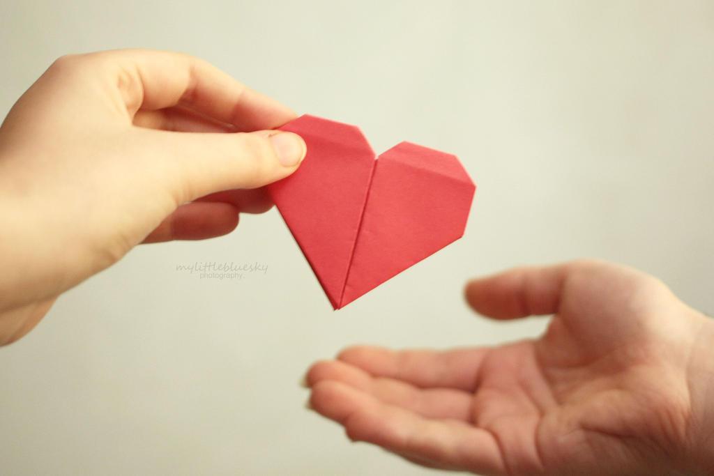 I give you my heart. by mylittlebluesky