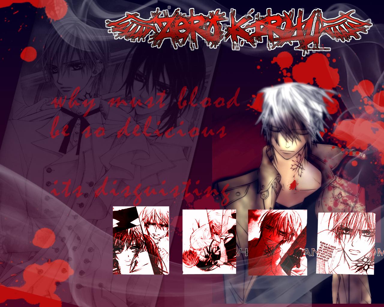 Zero Kiryu Wallpaper by iAnimelover12 on deviantART