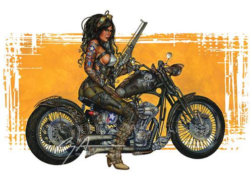 FREEDOM FIGHTER. by badass-artist