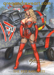 THE RED BARONESS
