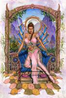 Pink Princess by badass-artist