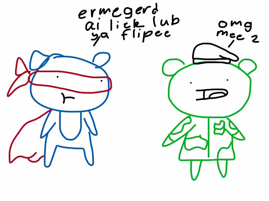 Flippy x Splendid by HTF---Flaky