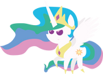 BBBFF Style Angry Celestia