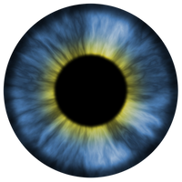 Textura olho azul / Blue eye texture by AxelMuller