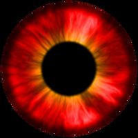 Textura olho vermelho / Red eye texture by AxelMuller