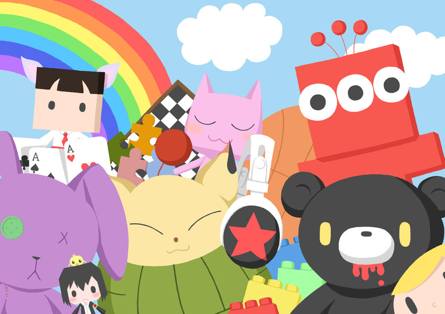 Kingdom Of Toys 115