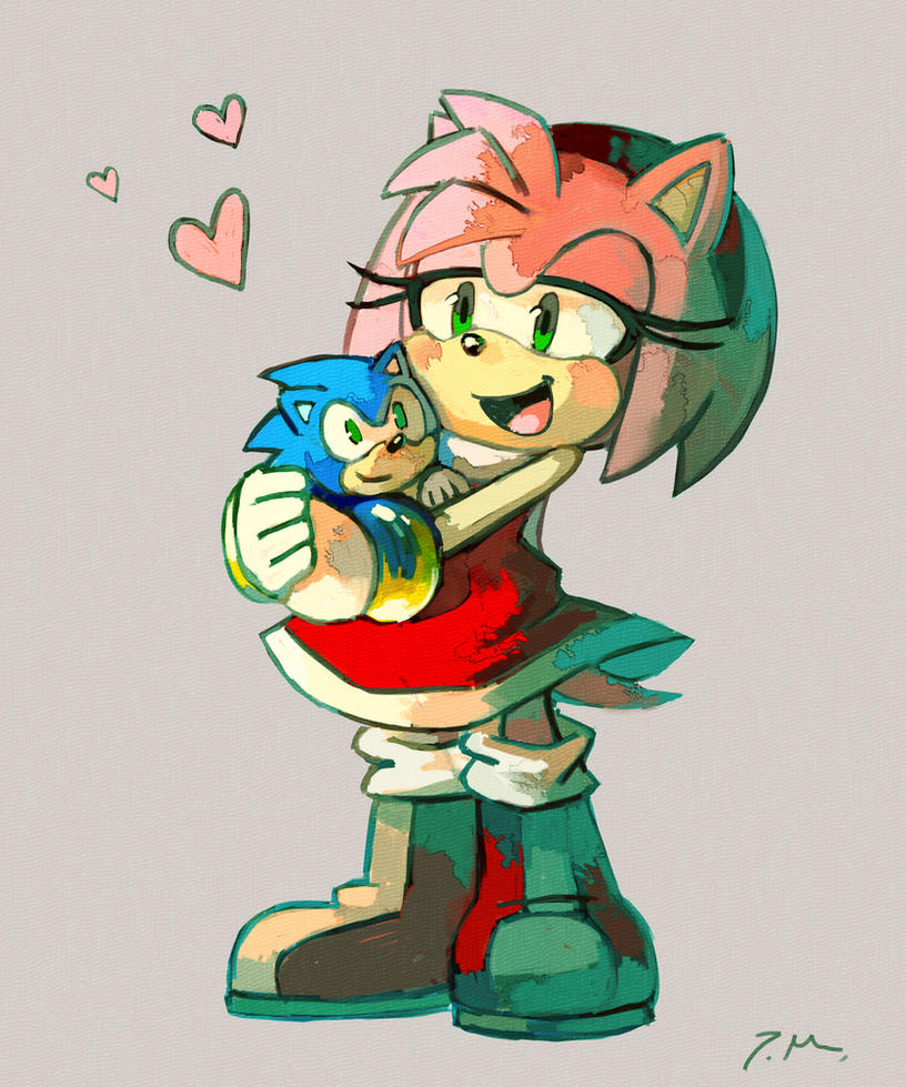 Amy by bluekomadori