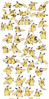 Pikachu Expressions/Poses