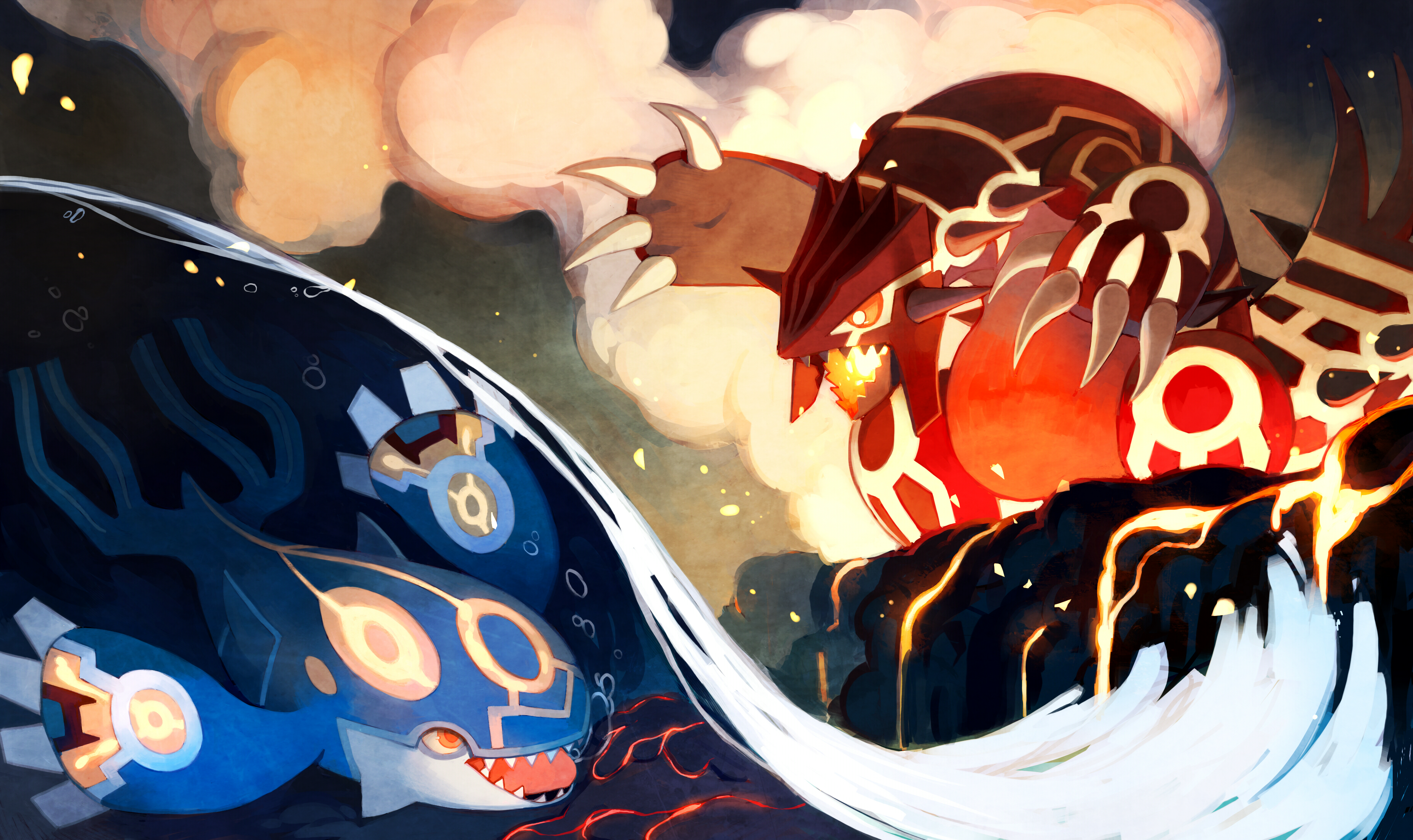 Omega ruby alpha sapphire teams debate - Pictures of groudon and kyogre ...