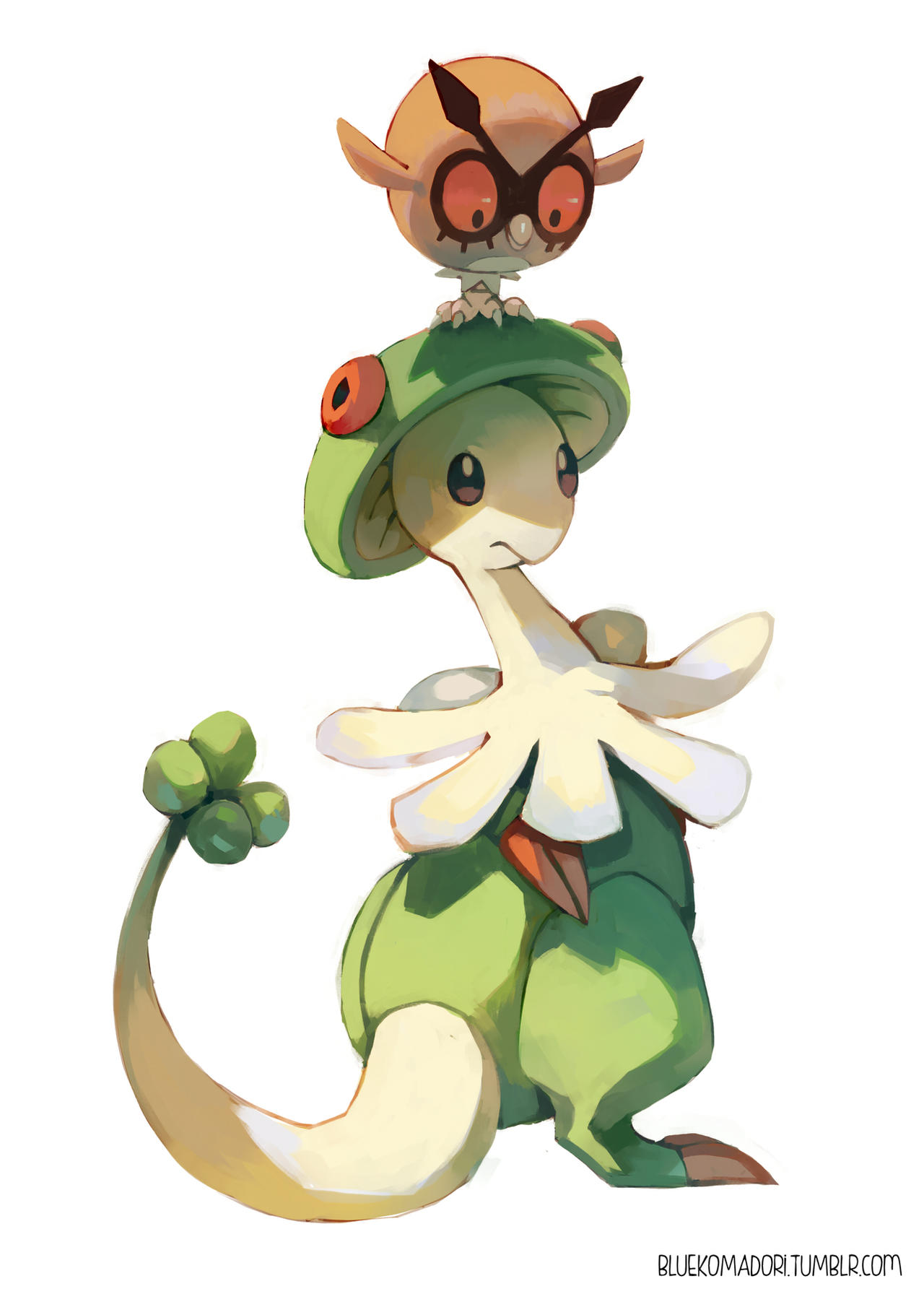 how to get spore on breloom