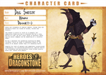 [HoD] Dog Sneeze - Character Card