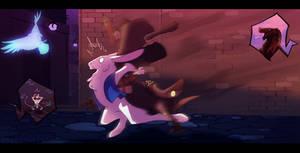 Collision [HoD - White Rabbit Quest] by Drakongeist