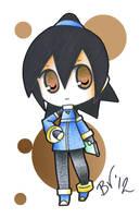 chibi kei by BlueValkyrie