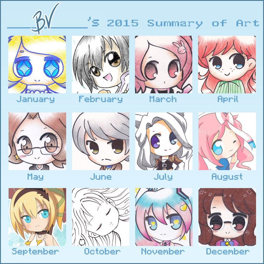 2015 art summary meme by BlueValkyrie