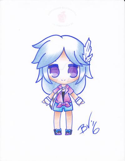cc: juliette by BlueValkyrie