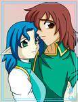 kaysa and yael