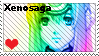 xenosaga stamp by BlueValkyrie