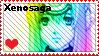 xenosaga stamp by BlueValkyrie