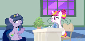 {MLP School}- You did what?