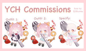 [OPEN] YCH COMMISSIONS