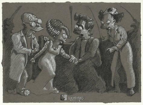 The Bride of Fryenstein