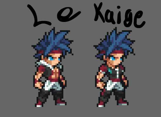 Kaige (Ozero Edit/Remake) by ozero8337