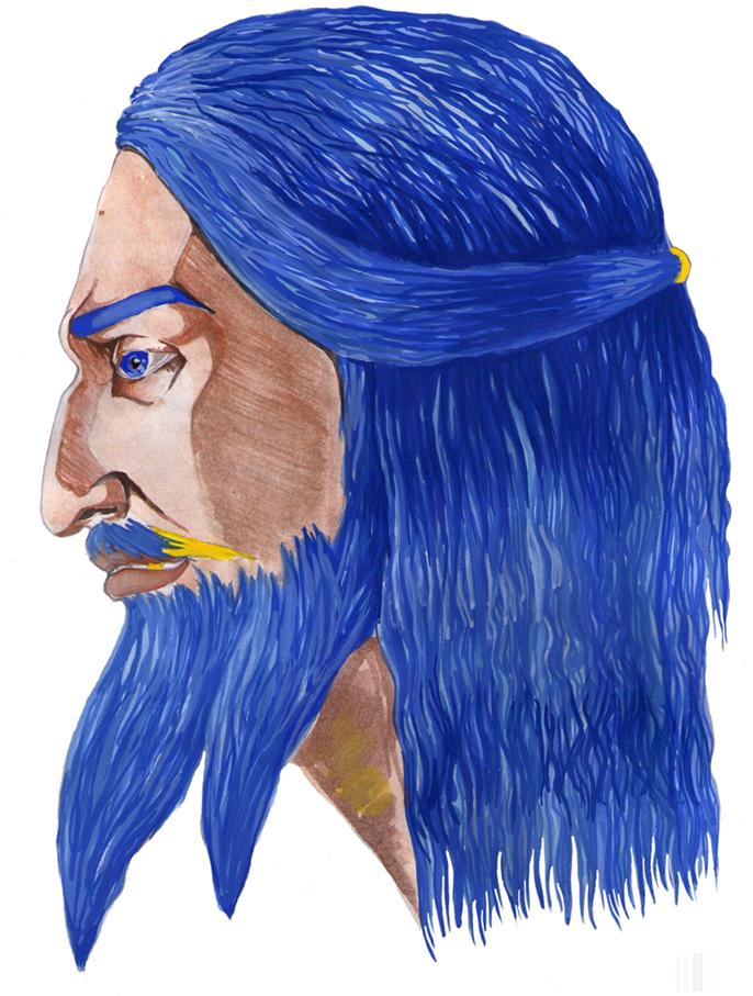 Daario Naharis by Biekte on DeviantArt Daario Naharis Fan Art