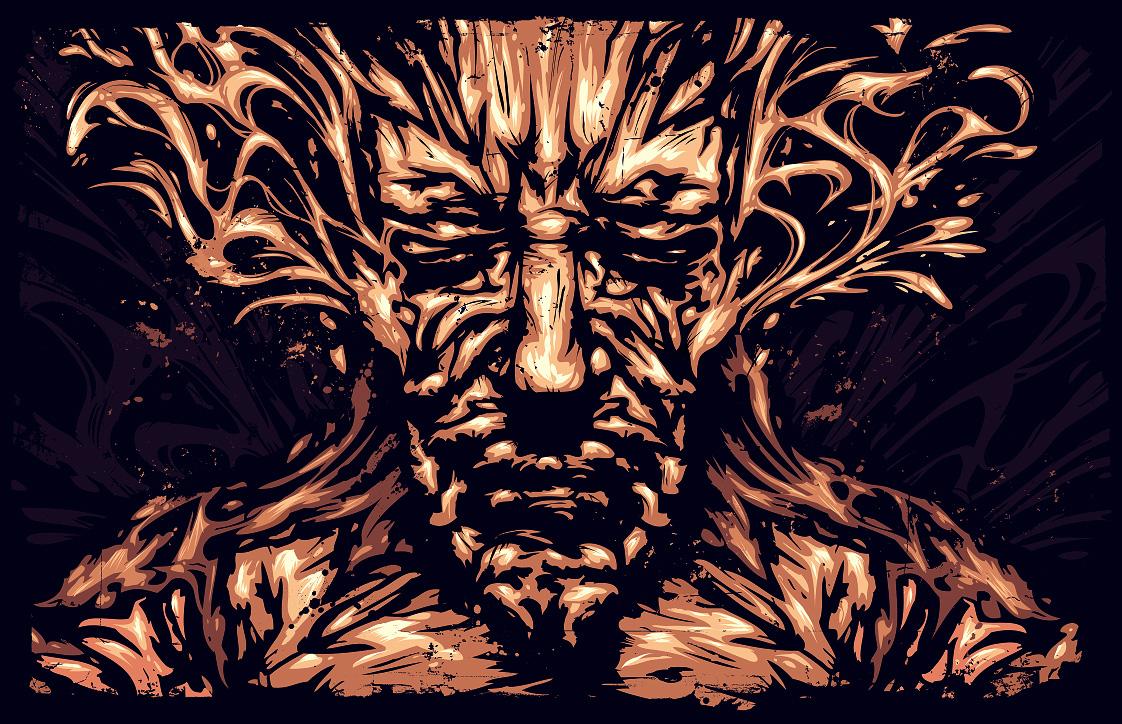 Edens log by skeamworkshop