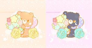 Bouquet Bears