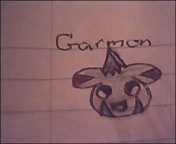Garmon by kadwolf45