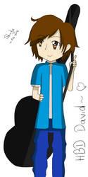 HBD David by Shintaragi