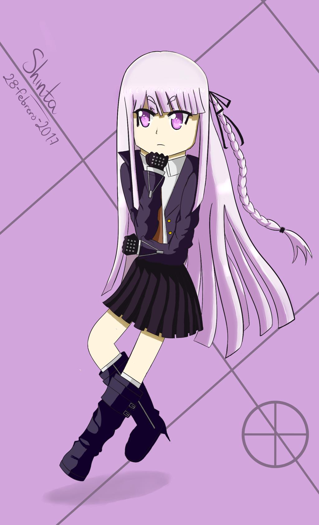 Kyoko Kirigiri by Shintaragi
