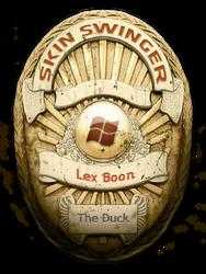 SkinSwinger Lex Boon