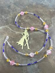 Yuna Brass Pendant by EpicLootz