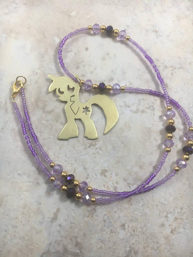 Brass Pendant My Little Pony Twilight Sparkle by EpicLootz