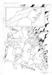 Elektra Sequential Pg. 3 by sattch
