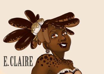 E. Claire by TrufanNekiaWilson