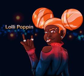 Lolli Poppin by TrufanNekiaWilson